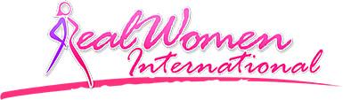 Logo- Real Women International